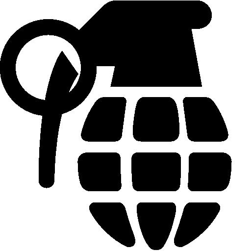 Military Grenade Icon Windows Iconset