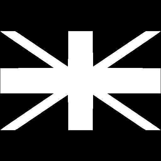 White British Army Icon