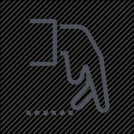 Customer, Follow, Support, Us Icon