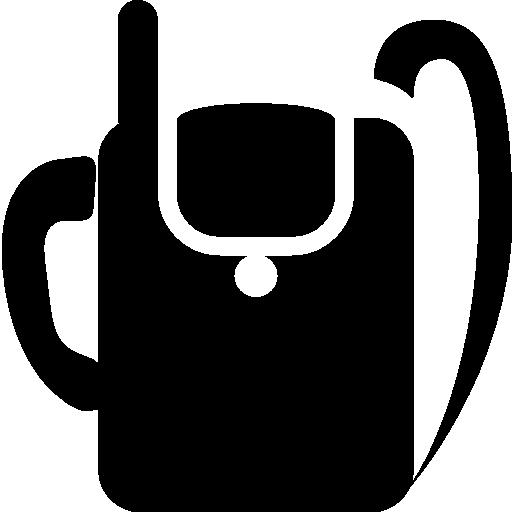 Military Military Backpack Radio Icon Windows Iconset