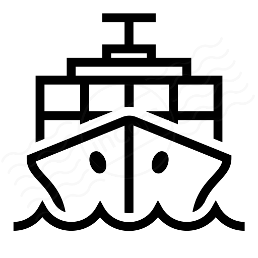 Iconexperience I Collection Containership Icon