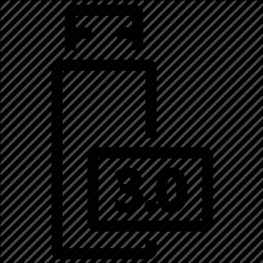 Usb 3 Icon