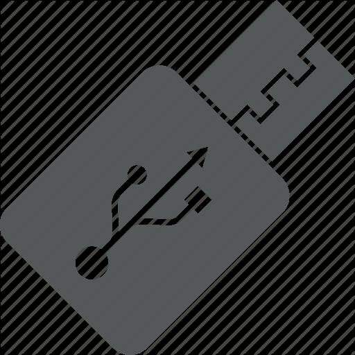 Usb Drive Icon
