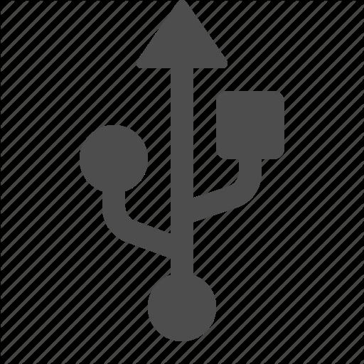 Data, Usb Icon