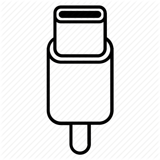 Cable Vector Usb C Transparent Png Clipart Free Download