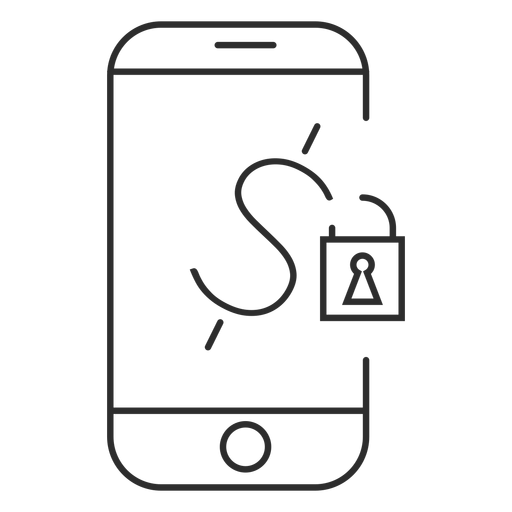 Mobile Payment Password Icon