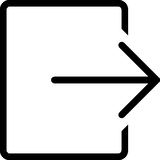 User Interface Exit Icon Ios Iconset