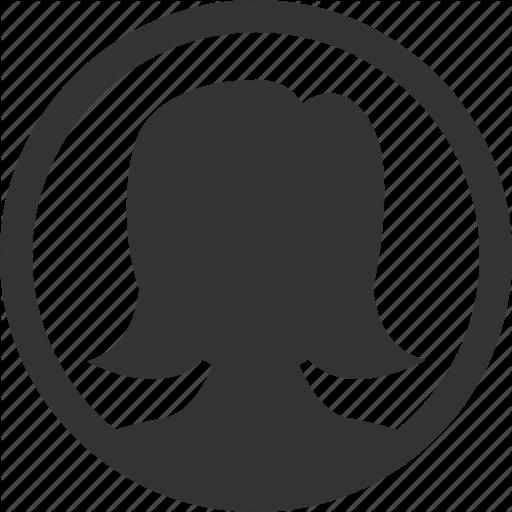 User Profile Icon Female Free Icons