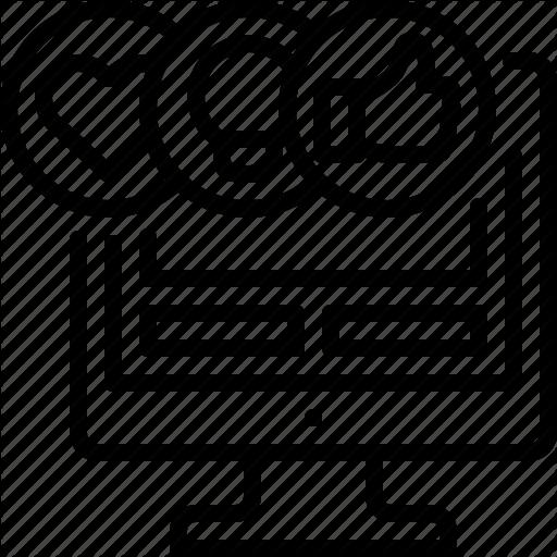 Feedback, Interface Design, Testing Icon