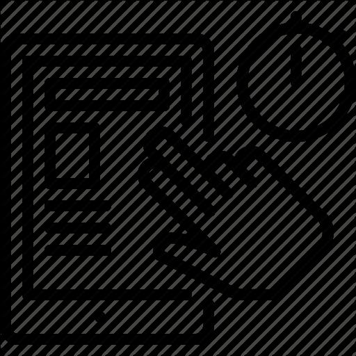 Feedback, Testing, User Testing Icon