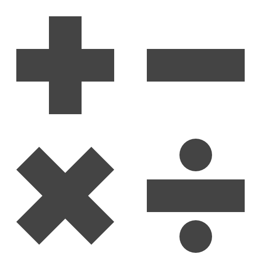 Caculating, Symbols Icon Free Of Vaadns
