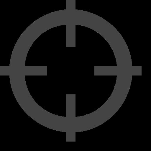 Crosshair Icon Free Of Vaadns