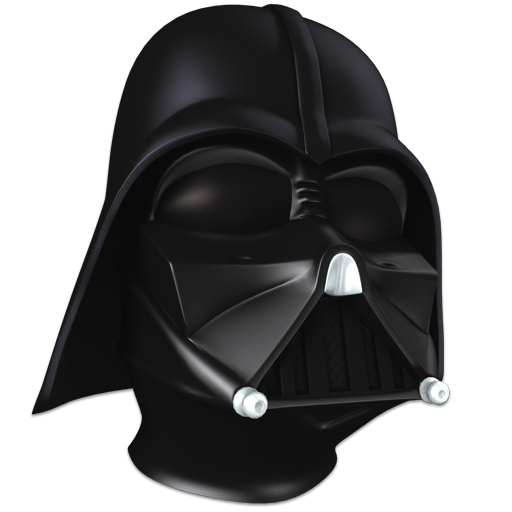 Darth Vader Left Icon