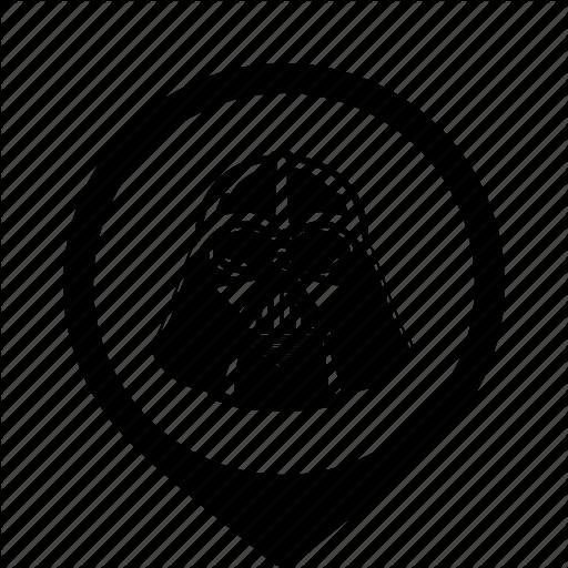 Darkness, Darth, Helmet, Knight, Mask, Vader Icon