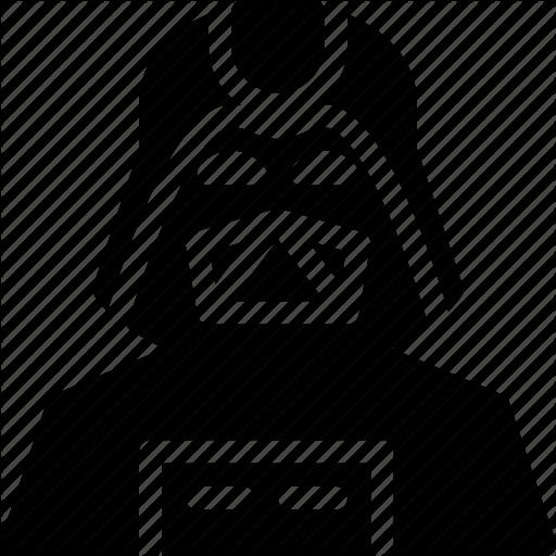 Darth, People, Person, User, Vader Icon