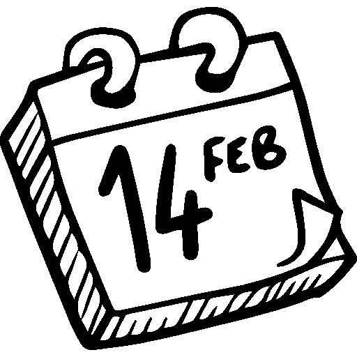 February, Romanticism, Lovely, Calendar, Romantic, Valentines Day