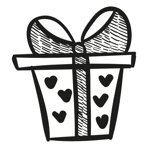 Valentine's Day Gift Box Icon Free Icons Download