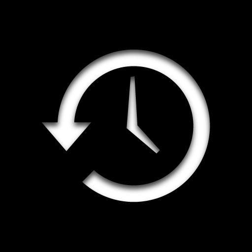 App Time Machine Icon