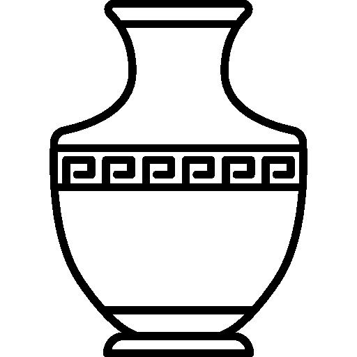 Greek Vase Icons Free Download