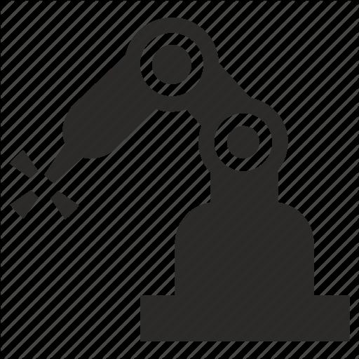 Welding Icon Schematic Diagram