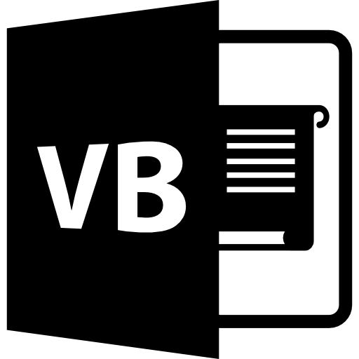Vb Open Symbol