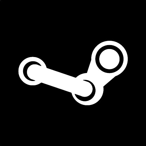 The Icon For The Steam Digital Distribution Platform, A Huge