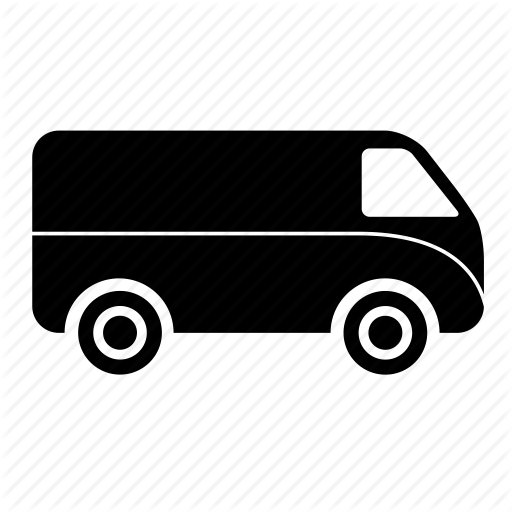 Car, Goods Vehicle, Luggage, Tempo, Transport, Truck, Vehicle Icon