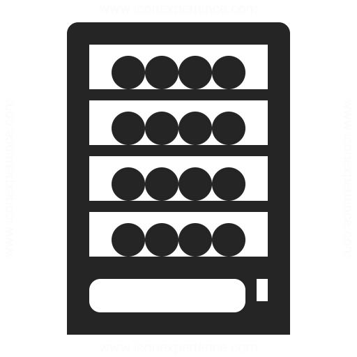 Vending Machine Icon Iconexperience