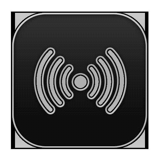 Wireless Icon Blogger Iconset Rafiqul Hassan