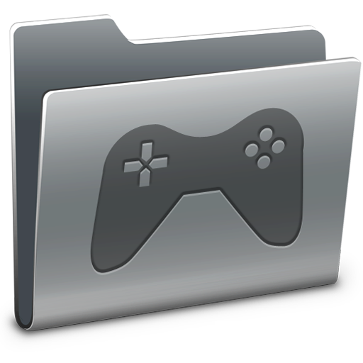 Games, Folder Icon Free Of Hyperion Icons