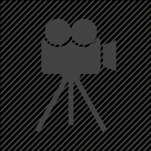 Broadcasting, Camera, News, Production, Studio, Tv, Video Icon