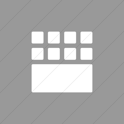 Flat Square White On Light Gray Layouts Rounded Details