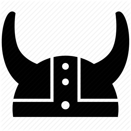 Head, Helmet, Protection, Viking Icon