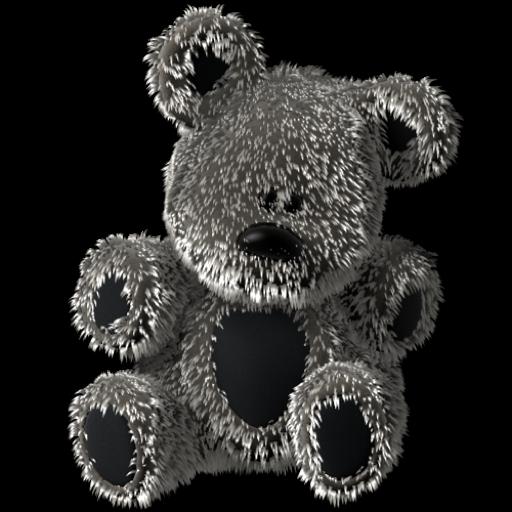 Teddy Grey Icon
