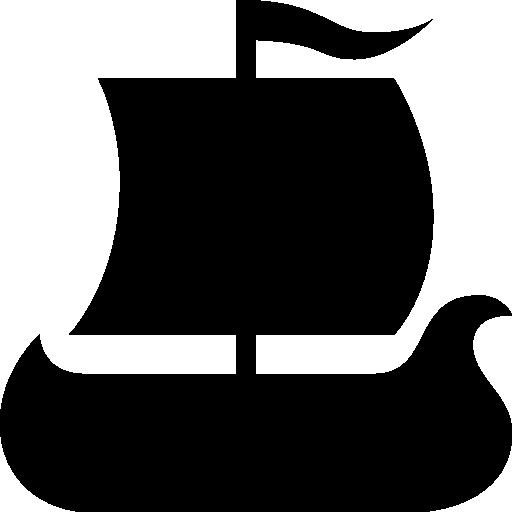 Cultures Viking Ship Icon Windows Iconset