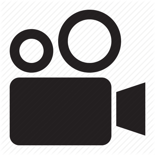 Pictures Of Movie Camera Icon Png