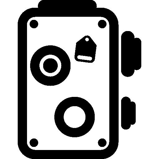 Vintage Photo Camera Icons Free Download