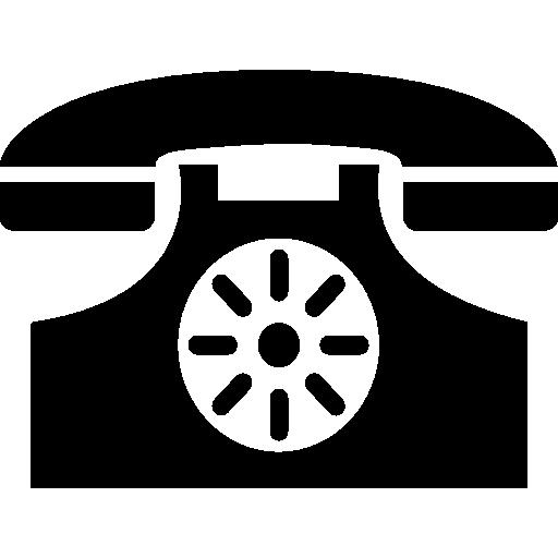 Telephone Retro Icons Free Download