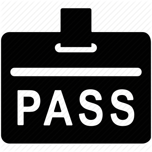 Backstage Pass, Pass, Security Pass, Vip Card, Vip Symbol Icon