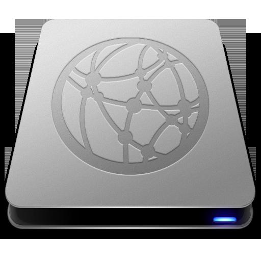 Server Drive Icon Slick Drives Iconset Thvg