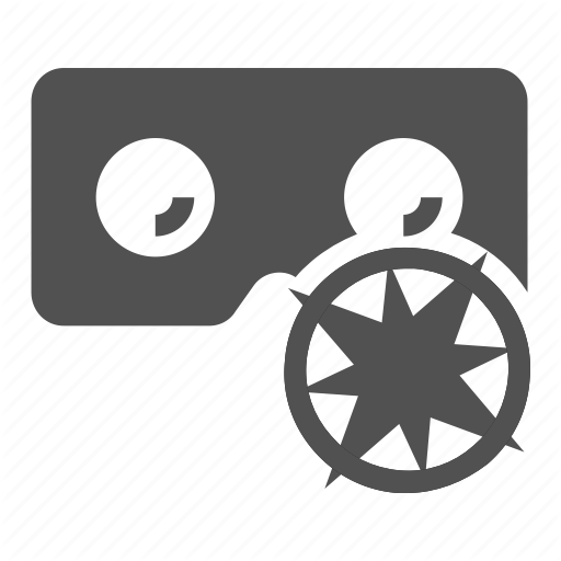 Console, E Tour, E Walk, Glasses, Tour, Virtual Icon