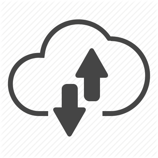 Cloud Computing, Sharing, Share, Storage Icon