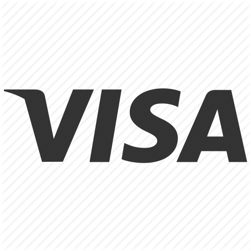 Online Payment, Pay, Payment Method, Visa Icon