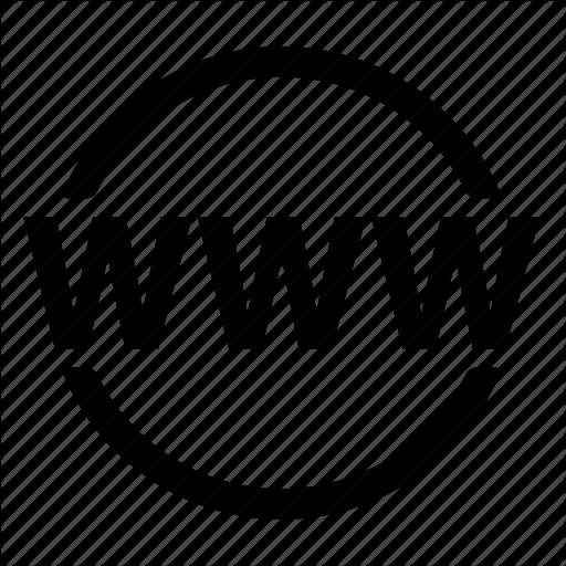 Visit, Website, Icon