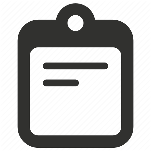 Clipboard, Document, Plan, Tasks, Todo Icon