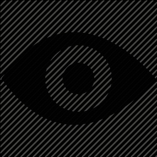 Eye, Human Eye, View, Visibility, Visible, Visual Icon