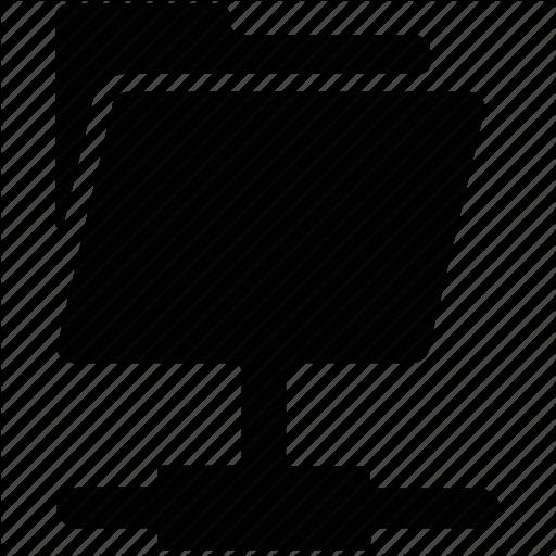 Folder On Network, Online Folder, Shared Docs, Shared, Windows