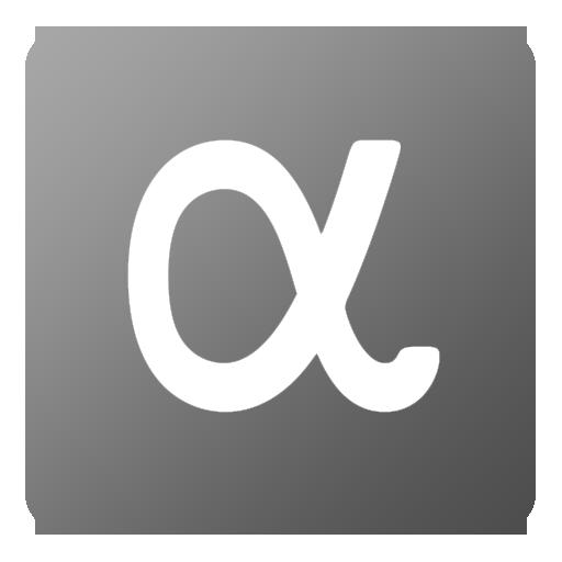 App Net Icon Flat Gradient Social Iconset Limav