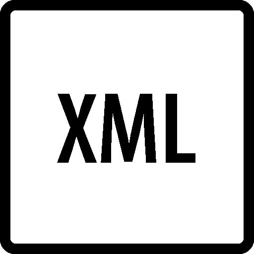 Programming Xml Icon Ios Iconset