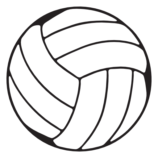 Volleyball Icon Free Icons Download